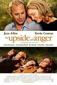 Kevin Costner, Joan Allen, Alicia Witt, Keri Russell, Erika Christensen, and Evan Rachel Wood in The Upside of Anger (2005)