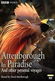 Attenborough in Paradise(1996) Poster - Movie Forum, Cast, Reviews