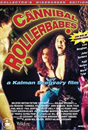 Cannibal Rollerbabes Poster