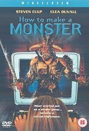 How to Make a Monster(2001) Poster - Movie Forum, Cast, Reviews