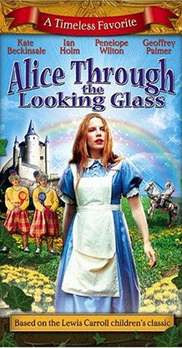 Subtitle of Alice Through the Looking Glass