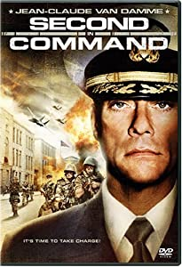Action movie videos download Second in Command by Sheldon Lettich [2160p]