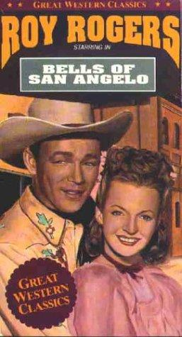 Roy Rogers and Dale Evans in Bells of San Angelo (1947)