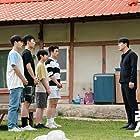 Kim Min-Ki, Kim Sang-kyung, Choi Hyun-Wook, Kang-Hoon Kim, and Sang-Yeon Son in Raketsonyeondan (2021)