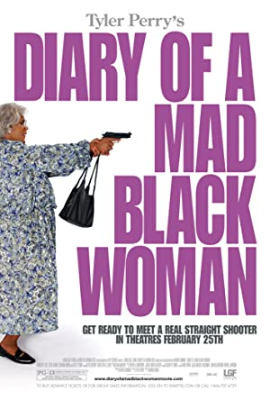 Diary of a Mad Black Woman Poster Image