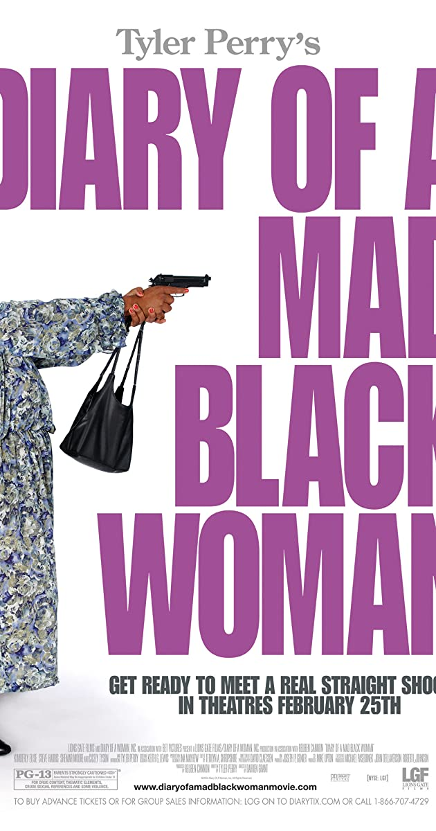 Diary of a Mad Black Woman (2005) - IMDb