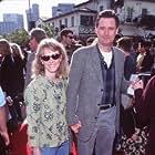 Bill Pullman and Tamara Pullman at an event for Anastasia (1997)