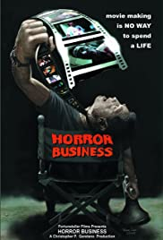 Horror Business Poster