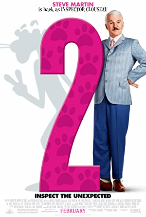 The Pink Panther 2 Poster Image
