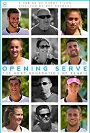Opening Serve Poster