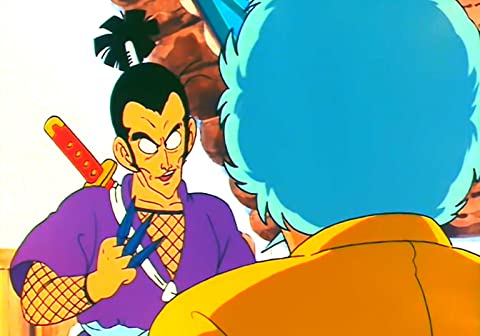Dragon Ball 1×42 – ¡Peligro inminente! Aguanta Hatchan