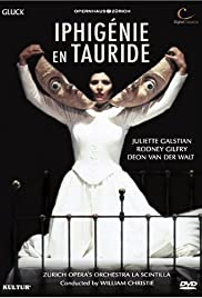 Iphigenie En Tauride Poster