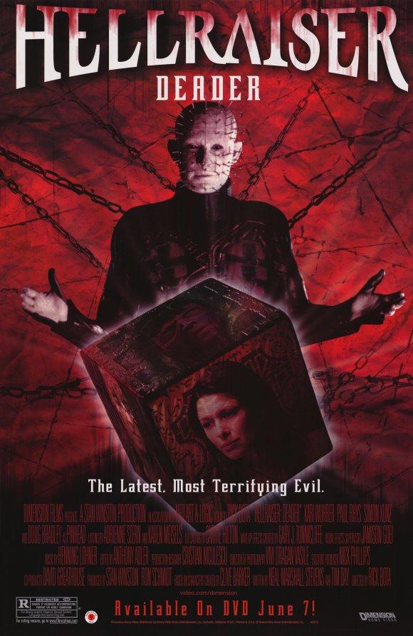 Hellraiser: Deader (2005) เจาะประตูเปิดผี