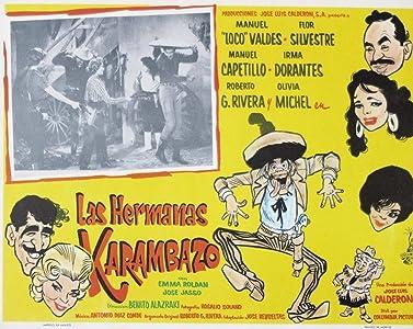 Hot movies videos download Las hermanas Karambazo by [1280x800]
