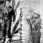 Cliff Edwards and William Haines in Way Out West (1930)