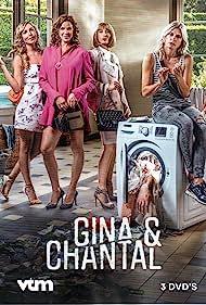 Tine Embrechts, Tania Kloek, Nathalie Meskens, and Joke De Bruyn in Gina en Chantal (2019)
