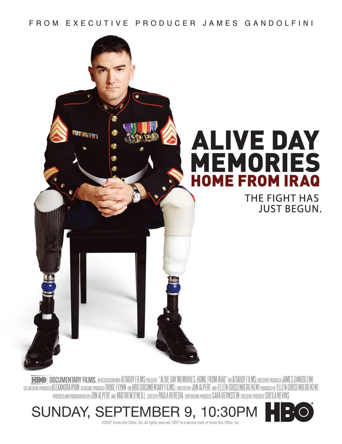 Alive Day Memories: Home from Iraq (2007)