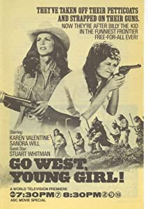 MP4 movies videos free download Go West, Young Girl [1020p]