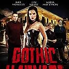 Lin Shaye, Ashley Hamilton, Bill Moseley, and Sofia Mattsson in Gothic Harvest (2019)