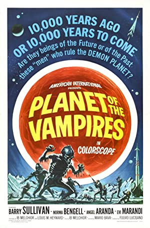 Permalink to Movie Planet of the Vampires (1965)
