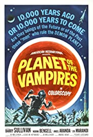 Planet of the Vampires (1965) Poster - Movie Forum, Cast, Reviews