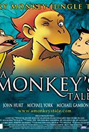 Le château des singes Poster
