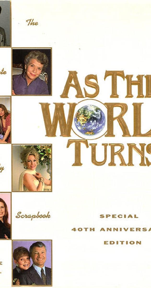As The World Turns Tv Series 19562010 Imdb
