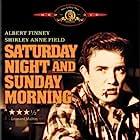 Albert Finney in Saturday Night and Sunday Morning (1960)