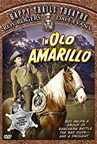 Roy Rogers and Trigger in In Old Amarillo (1951)