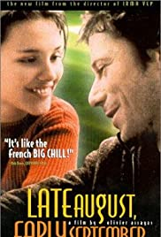 Late August, Early September(1998) Poster - Movie Forum, Cast, Reviews
