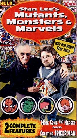Stan Lee S Mutants Monsters Marvels 2002