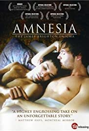 Amnesia: The James Brighton Enigma Poster