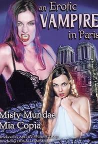 Primary photo for An Erotic Vampire in Paris