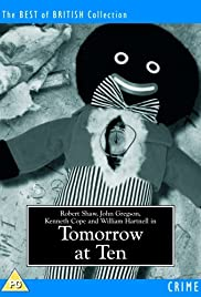 Tomorrow at Ten (1963) Poster - Movie Forum, Cast, Reviews