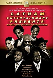 Latham Entertainment Presents Poster