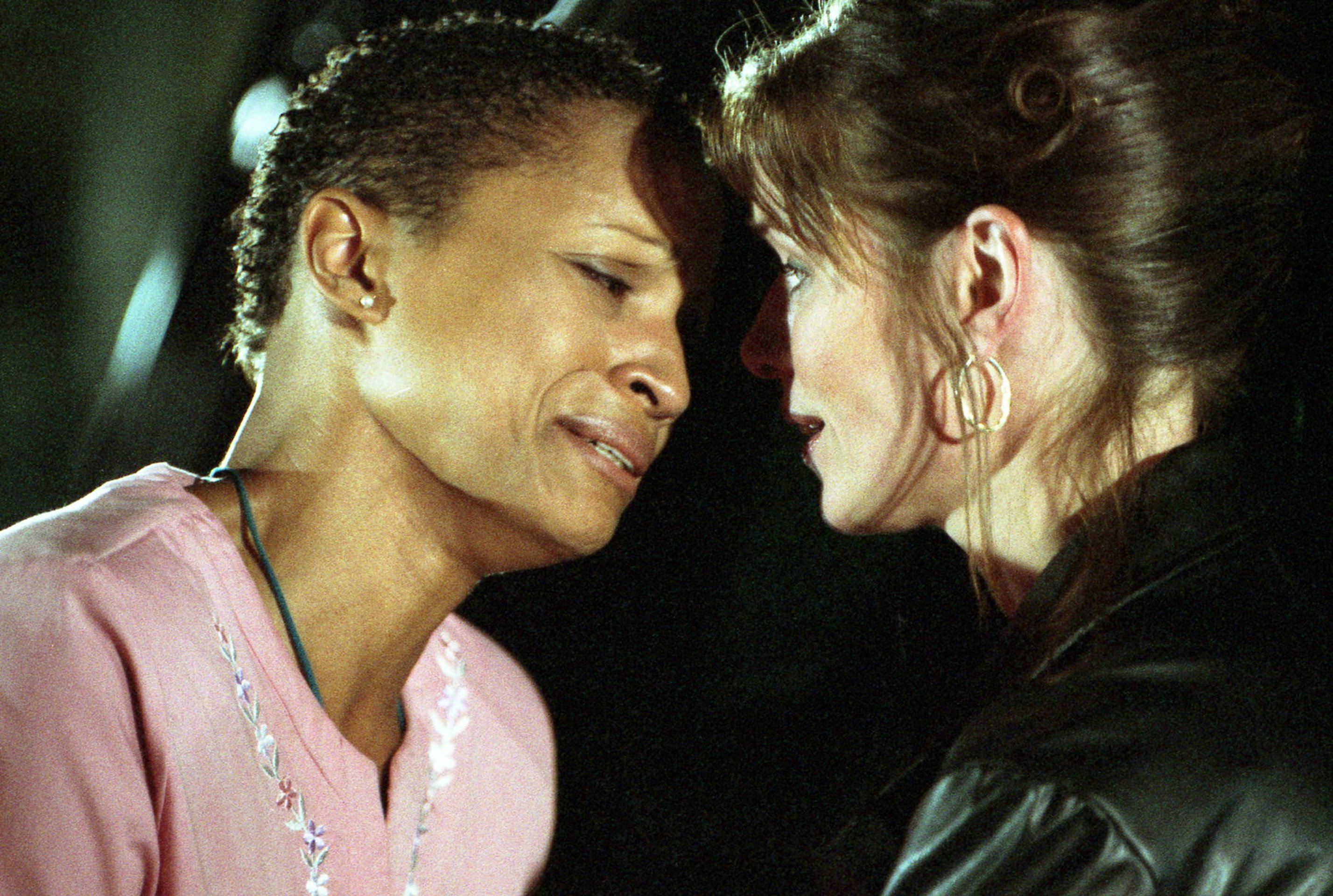Polly Shannon and Stacey Coke in Direct Action (2004)