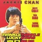 Jackie Chan in Xia ri fu xing (1985)