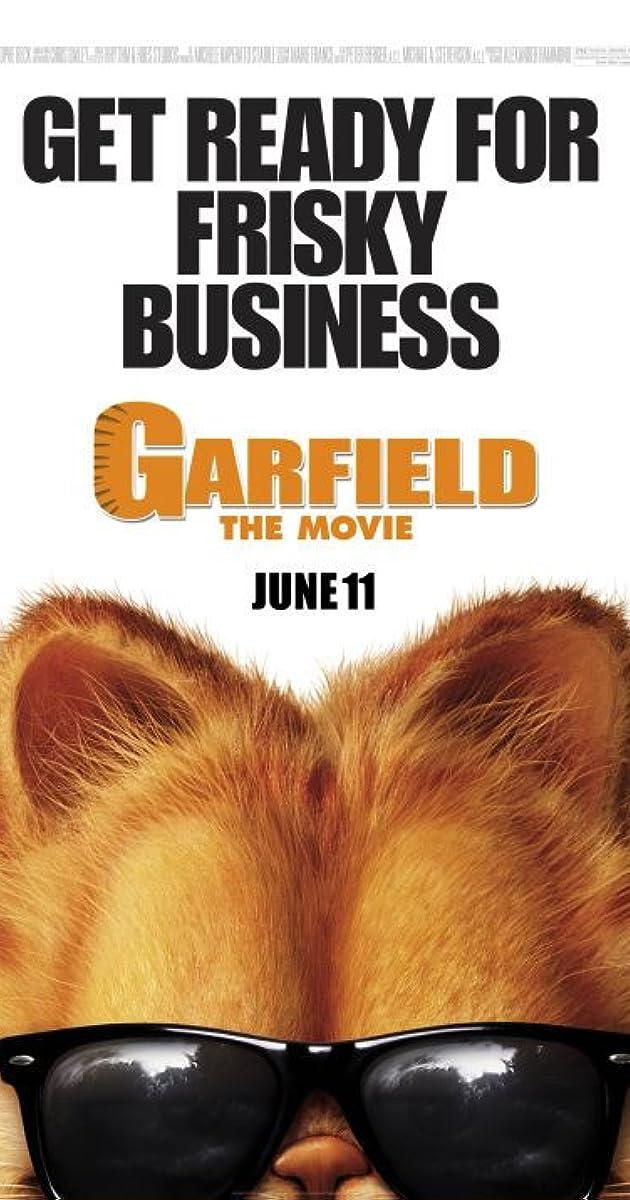 Subtitle of Garfield