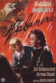 La Habanera(1937) Poster - Movie Forum, Cast, Reviews