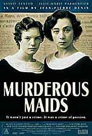Murderous Maids Poster