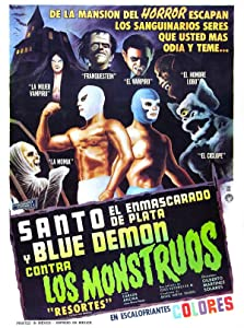 Download hindi movie Santo and Blue Demon Against the Monsters