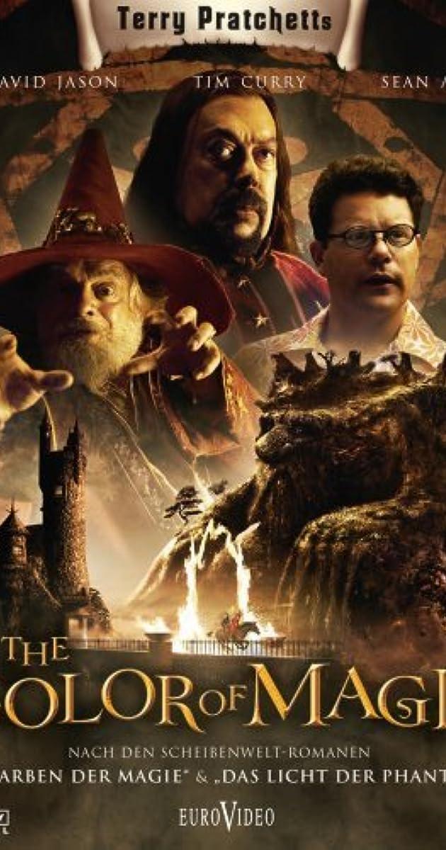 The Color of Magic (TV Mini-Series 2008– ) - IMDb