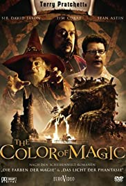 The Color Of Magic Tv Mini Series 2008 Imdb