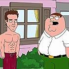 Ryan Reynolds and Seth MacFarlane in Family Guy (1999)