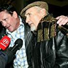 Dennis Hopper and Michael Madsen at an event for Hell Ride (2008)