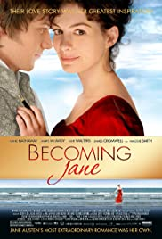Becoming Jane (2007) Poster - Movie Forum, Cast, Reviews