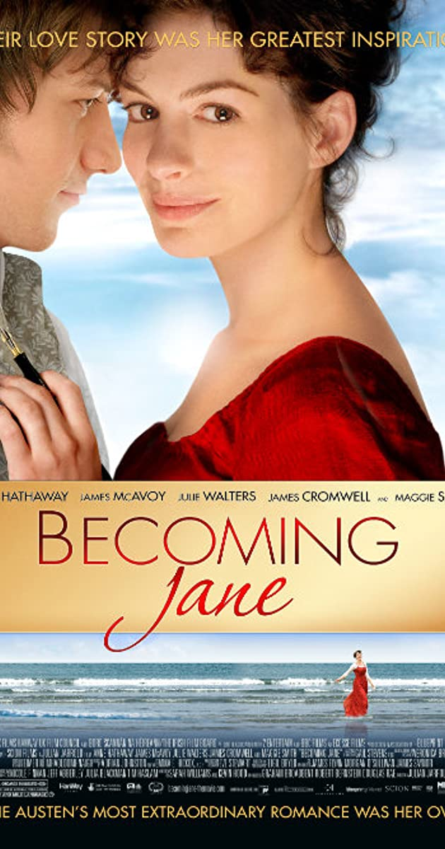 image poster from imdb - Becoming Jane (2007) • Movie
