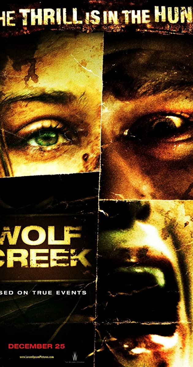 Image result for Wolf Creek movie