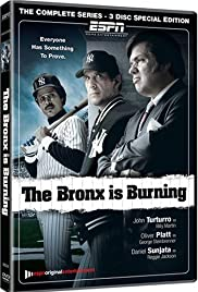 The Bronx Is Burning Poster