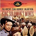 Anna Lee and John Loder in King Solomon's Mines (1937)